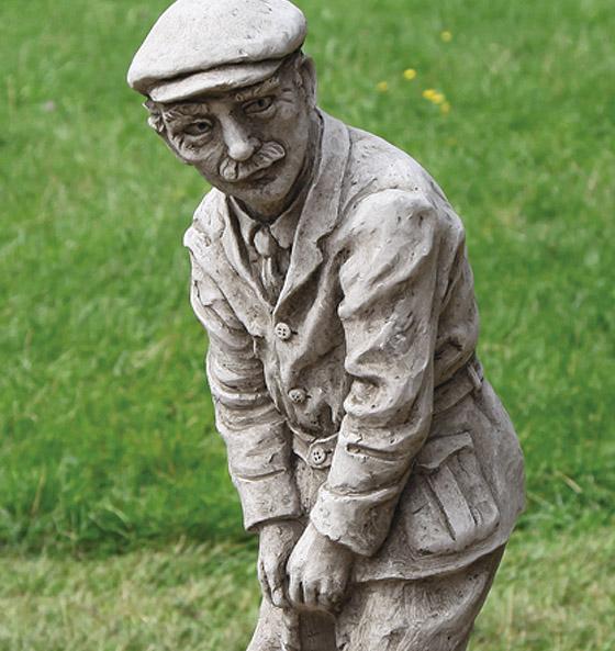 Adult statues