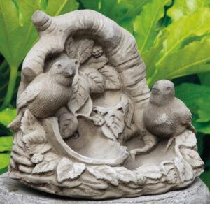 dragonstone bird baths