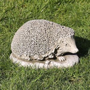 Stone wildlife garden ornaments dragonstone baby hedgehog workwithnaturefo