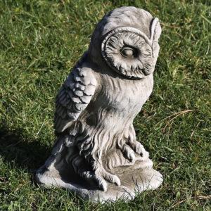 hand crafted stoneware birds